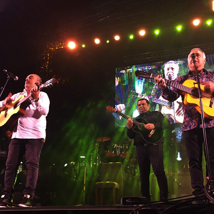 GYPSY KINGS QUITO ECUADOR 2019